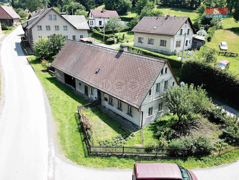 Prodej, chalupy, 464 m2. Teplice nad Metují-Lochov.
