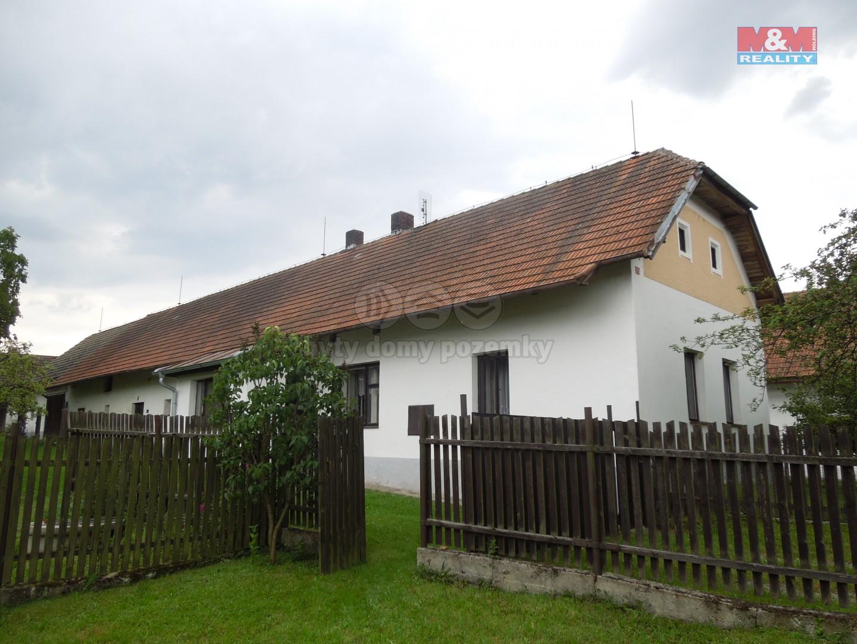 Prodej, rodinný dům, Všechlapy