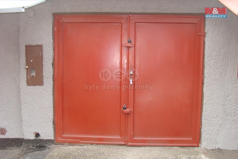 Prodej, garáž, Karviná - Ráj