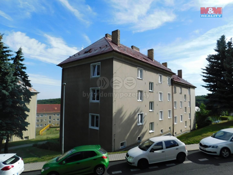 Prodej, byt 2+1, 59 m2, OV, Meziboří, ul. Májová
