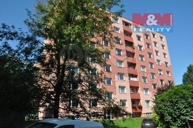 Prodej, byt 1+1, Česká Třebová, ul. Trávník