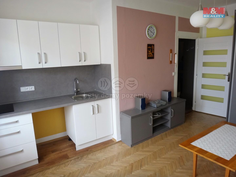 Prodej, byt 1+kk, 28 m2, Bílovec