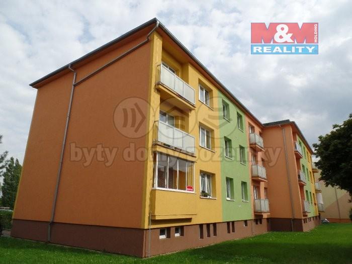 Prodej, byt 2+1, 54 m2, OV, Chomutov, ul. Sluneční