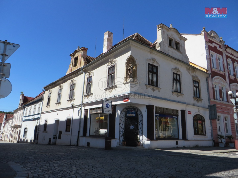Prodej, rodinný dům, 541 m2, Kadaň, ul. Tyršova