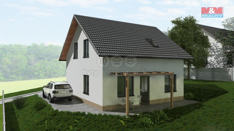 Prodej, stavební pozemek, 433 m2, Želešice