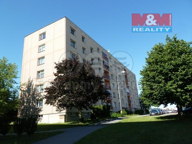 Prodej, byt 1+1, 35 m2, Žamberk