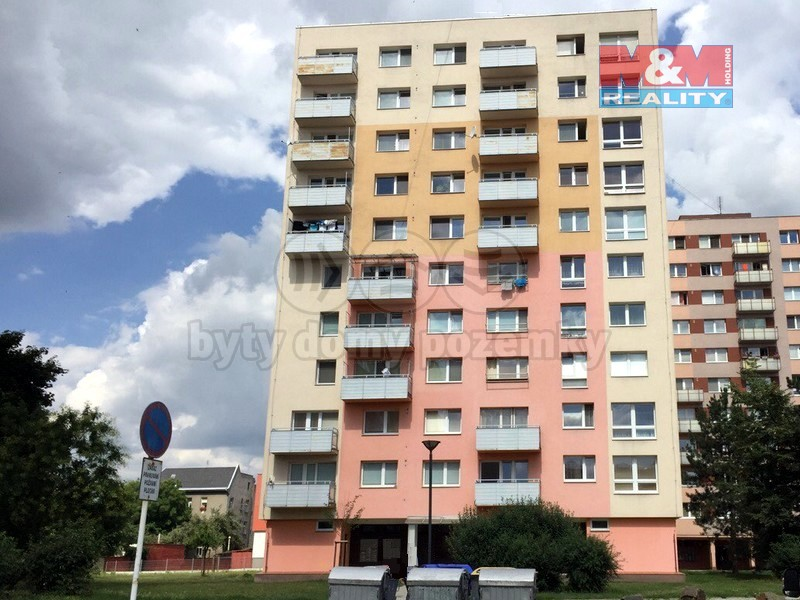 Pronájem, byt 1+kk, 26 m2, Opava, ul. Holasická