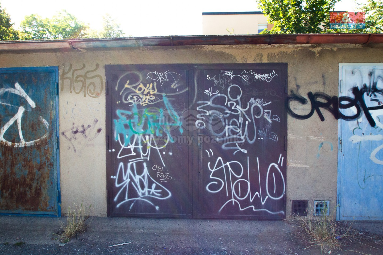 Prodej, garáž, 19 m2, Praha 4 - Michle