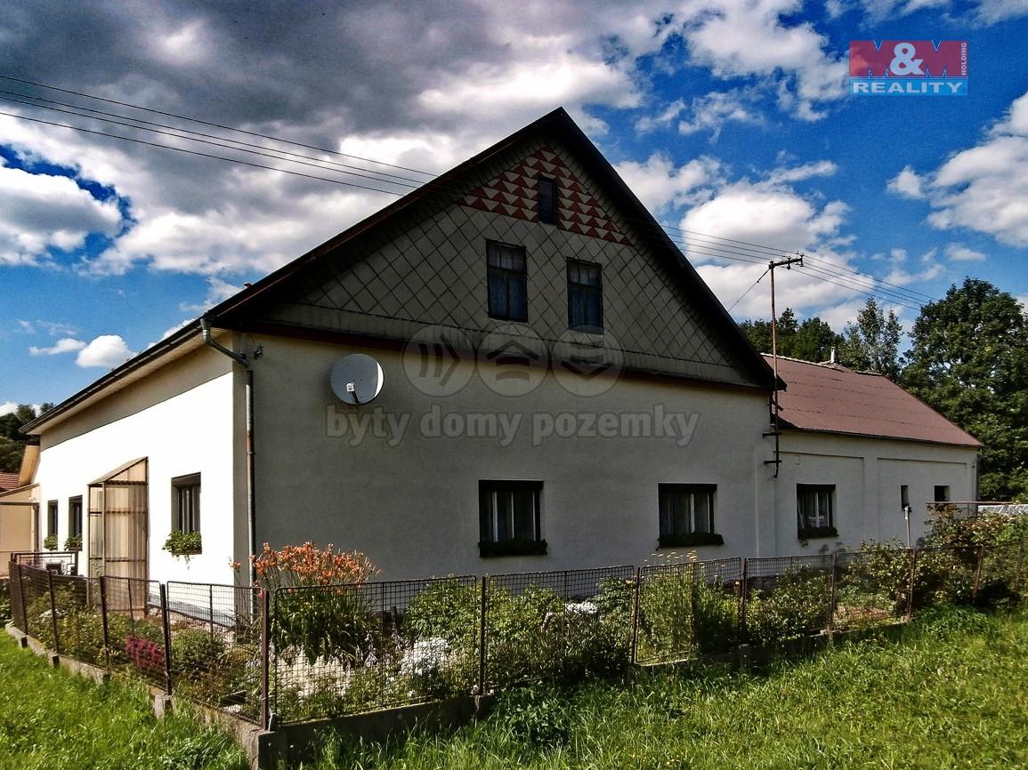 Prodej, rodinný dům, Sádek u Poličky
