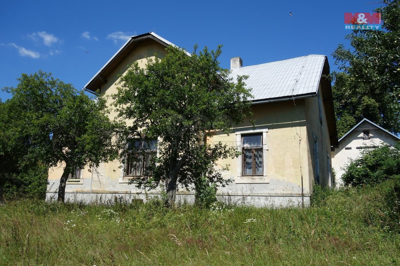 Prodej, rodinný dům, 4424 m2, Křižánky