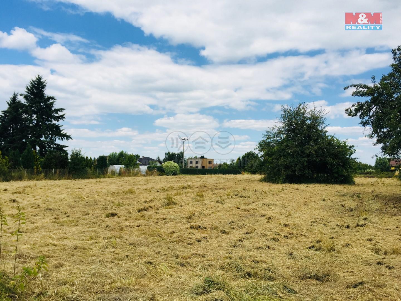 Prodej, stavební pozemek, 850 m2, Dolní Lutyně