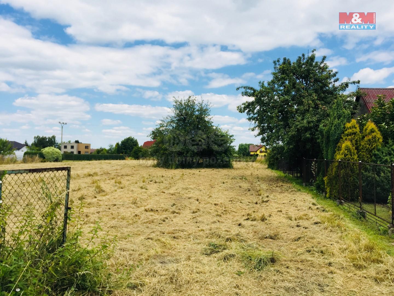 Prodej, stavební pozemek, 750 m2, Dolní Lutyně