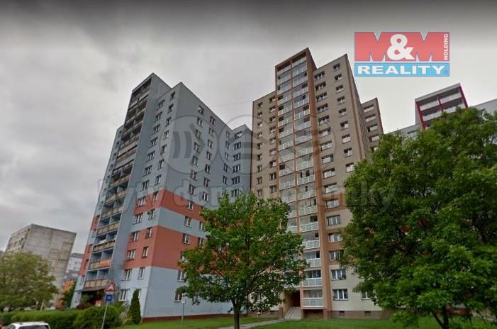 Pronájem, byt 3+1, 65 m2, Ostrava, ul. J.Herolda