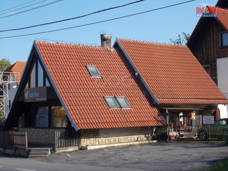 Prodej, komerční objekt, Příbor, ul. Ostravská