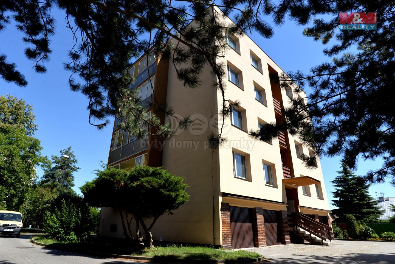 Prodej, byt 3+1, 93 m2, Pardubice, ul. Kyjevská, garáž