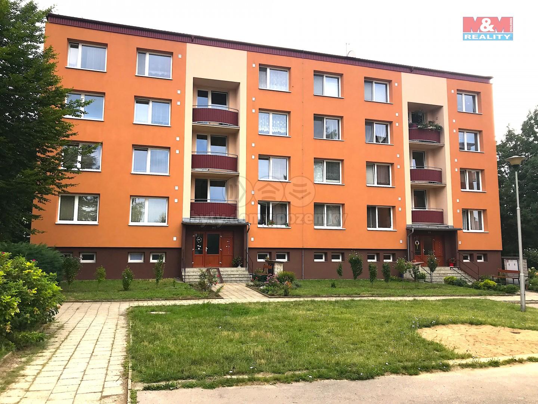 Prodej, byt 2+1, 54 m2, OV, Slavkov u Brna