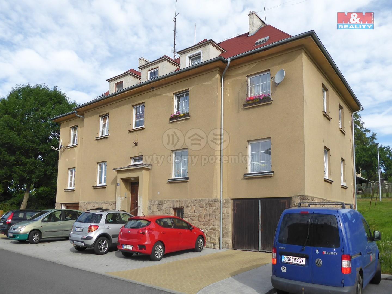 Prodej, byt 3+1, 61 m2, Teplá, ul. Školní