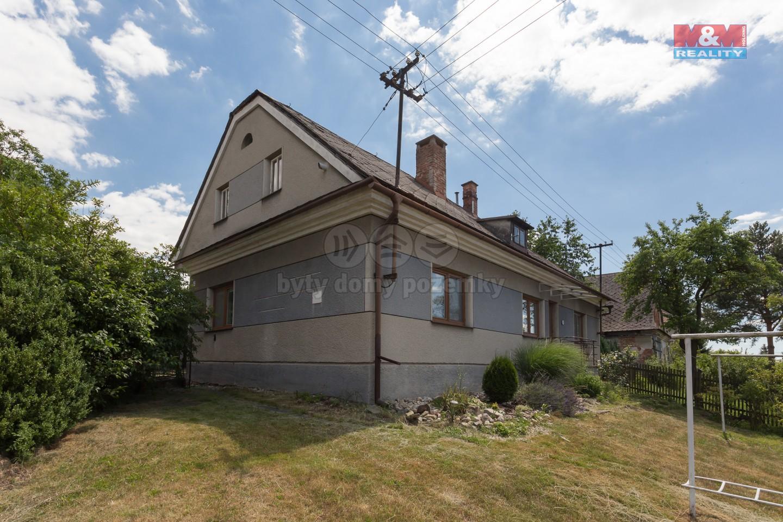 Prodej, rodinný dům 4+1, Bludov, ul. 8. května