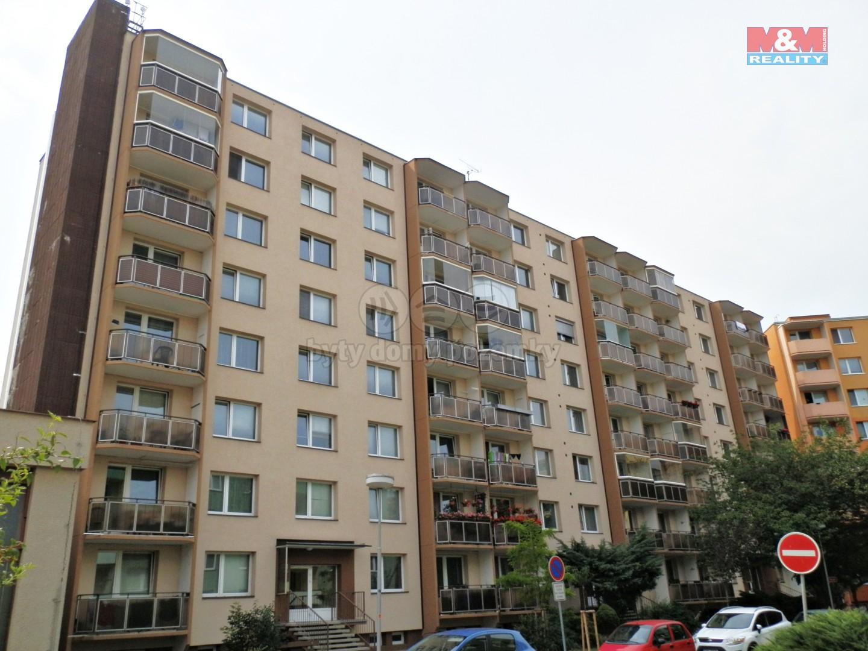 Prodej, byt 1+1, 32 m2, Kroměříž, ul. Rumunská