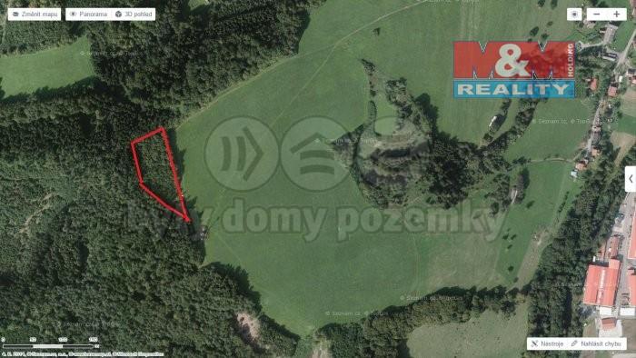 Prodej, les, 6316 m2, Leskovec