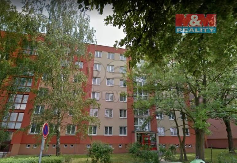 Pronájem, byt 2+1, 50m2, Moravská Ostrava, ul. Křižíkova