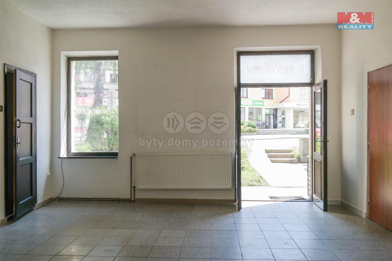 Pronájem, obchodní prostory, 50 m2, Jablunkov