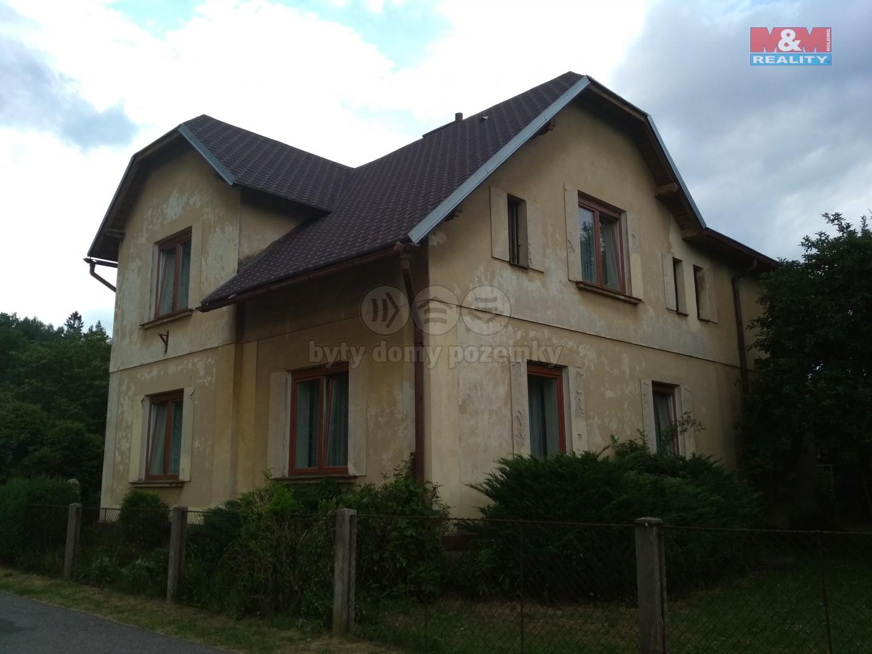 Prodej, rodinný dům, 140 m2, Havlovice