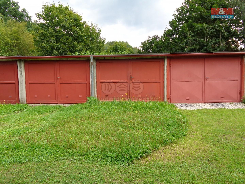 Prodej, garáž, 19 m2, Hronov