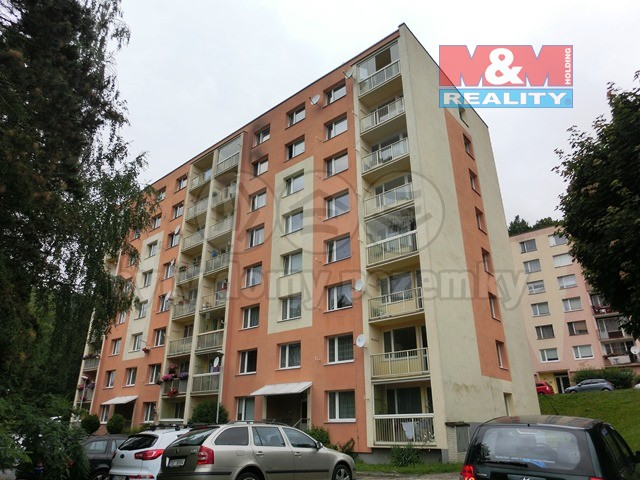 Prodej, Byt 3+1, 60 m2, Děčín - Bynov, ul. Vítova