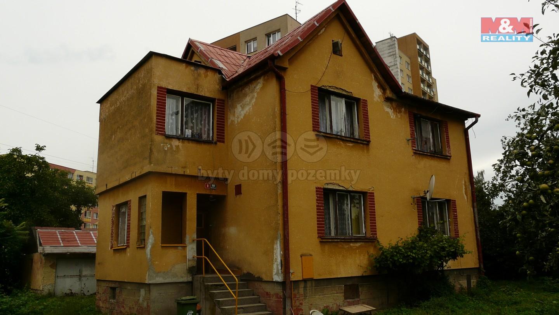 Prodej, rodinný dům, 515 m2, Havířov, ul. Heleny Malířové