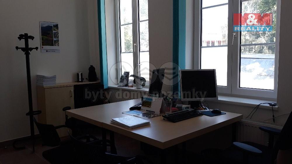 Pronájem, kancelář, 16 m2, Šumperk, Gen. Svobody