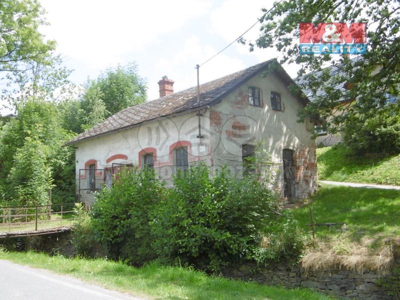 Prodej, zemědělská stavba, 201 m2, Široká Niva