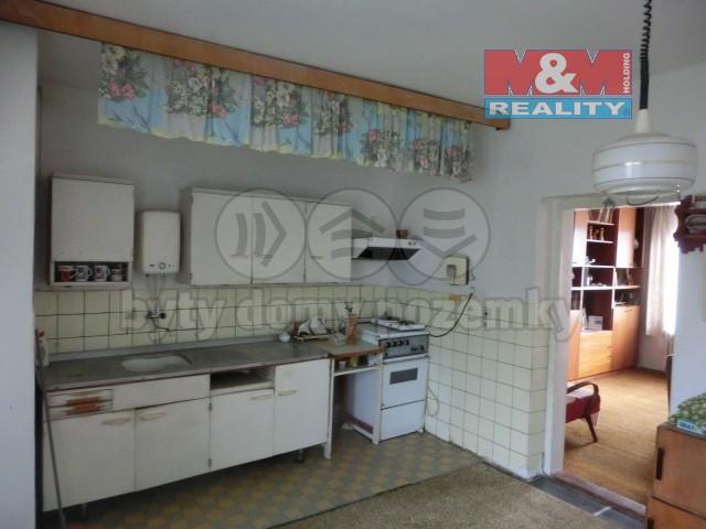 Prodej, rodinný dům, 216 m2, Morkovice