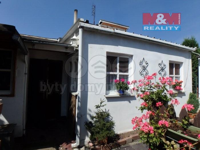 Prodej, zahrada, 430 m2, OV, Kadaň - Bystřice