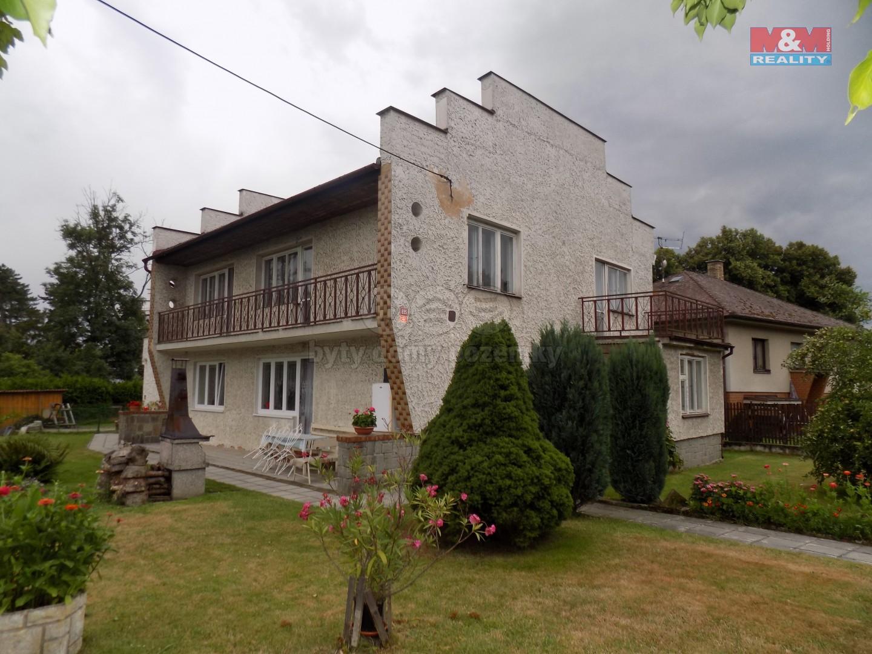 Prodej, nájemní dům, 880 m2, Dobřany, ul. tř. 1. máje