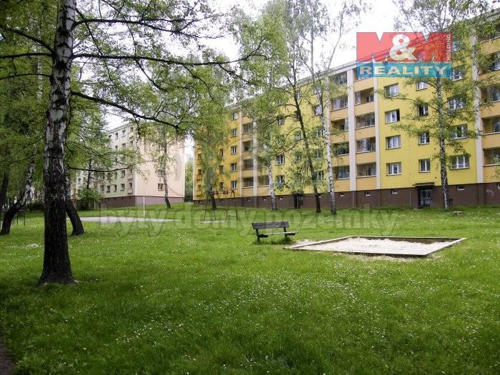 Pronájem, byt 2+1, 55 m2, Karviná, ul. Borovského