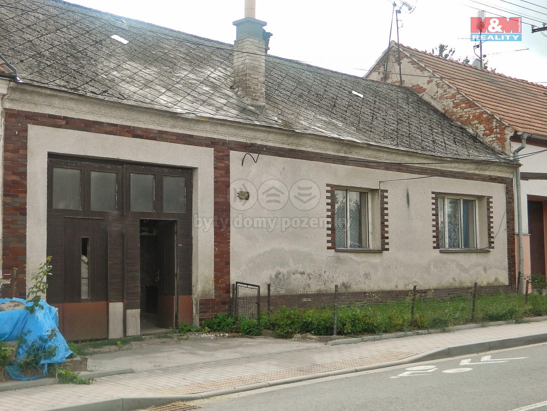 Prodej, rodinný dům, 124 m2, Úvaly u Valtic, Břeclav