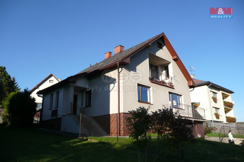 Prodej, rodinný dům 7+2, 576 m2, Nová Ves nad Popelkou