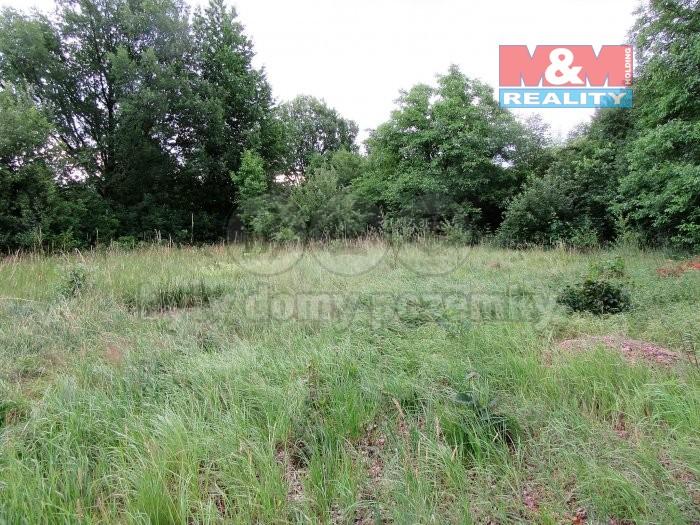 Prodej, stavební parcela, 1410 m2, Bukovany