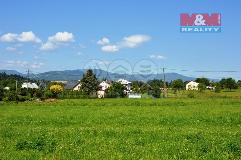 Prodej, stavební pozemek, 2734 m2, Písek