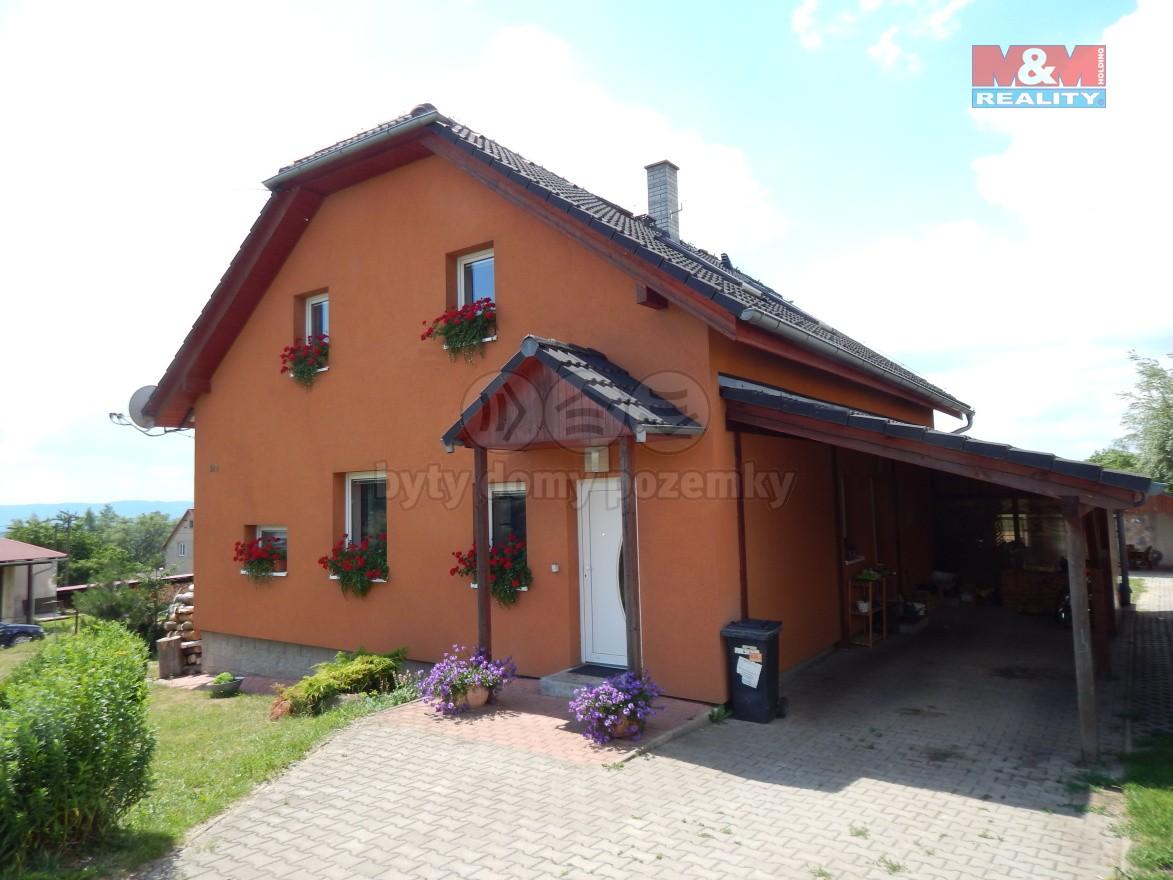 Prodej, rodinný dům 6+kk, Nový Oldřichov