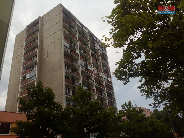 Prodej, byt 1+1, 38 m2, Pardubice - centrum
