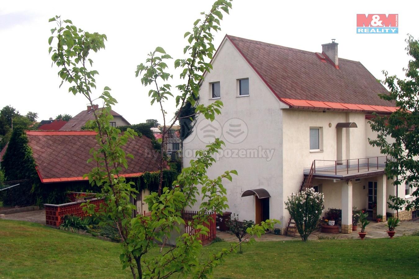 Prodej, rodinný dům, 1183 m2, Markvartovice