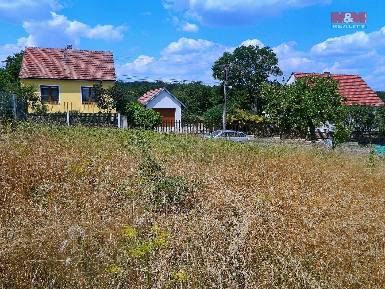 Prodej, stavební pozemek, 844 m2, Lukovany, Brno - venkov