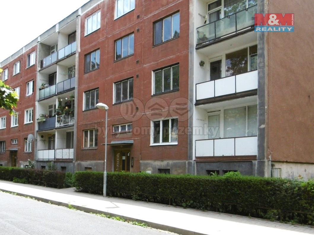 Pronájem, byt 2+1, 55 m2, Bílina, ul. Antonína Sovy