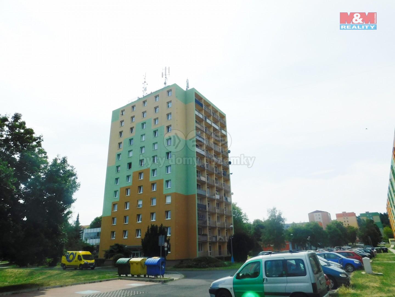 Prodej, byt 1+1, 45 m2, OV, Bílina, sídliště Za Chlumem