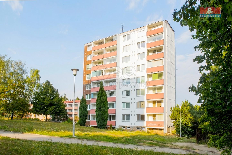 Prodej, byt 2+1 s garáží, 62 m2, Brno, ul. Prokofjevova