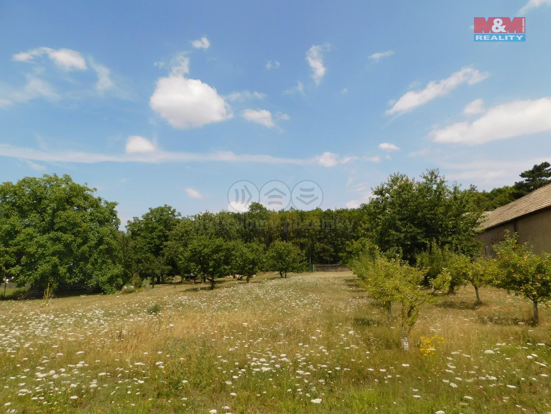 Prodej, zahrada, 807 m2, Evaň - Horka