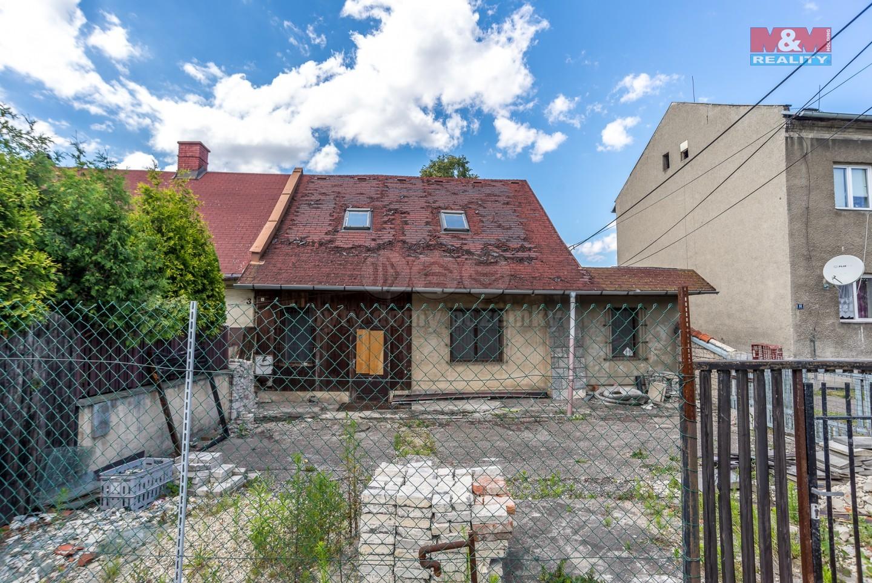 Prodej, nájemní dům, 539 m2, Bohumín - Vrbice