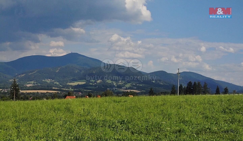 Prodej, stavební pozemek, 2000 m2, Frýdlant nad Ostravicí